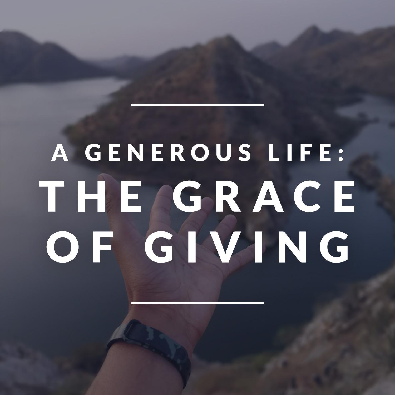 Financial generosity
